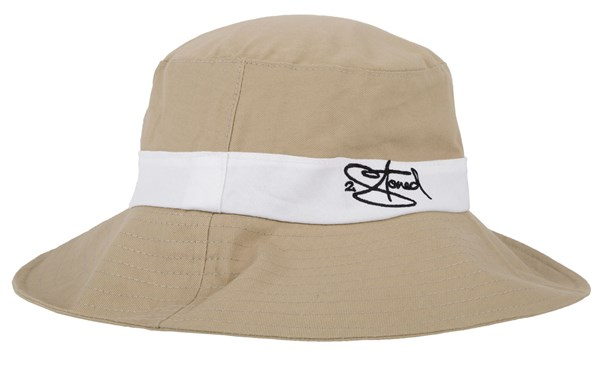 Bild von Original 2stoned L.A. Beach Hat in Beige