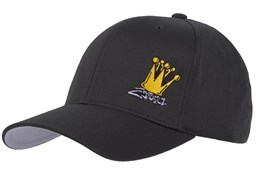 Bild von Baseball Cap Flexfit Fullcap CROWN in Dark Grey von 2stoned